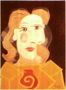 פיקאסו: ״כאוס״ באמנות הפלסטית.